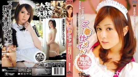 DSAMBD-01 Obedience Maid & I Love My Master Even Thogh He's Like That : Hikaru Ayami