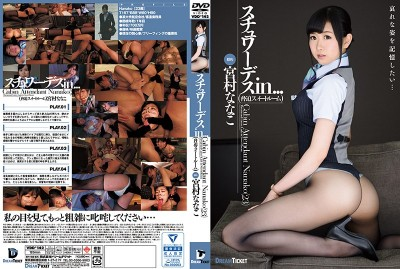 VDD-142 A Stewardess In... [The Coercion Suite] Nanako Miyamura