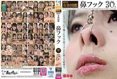 EVIZ-057 BBM Women's Body Picture Book - Nose Hook