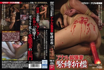 TNH-012 Spanked S&M Wife's Anal Expansion