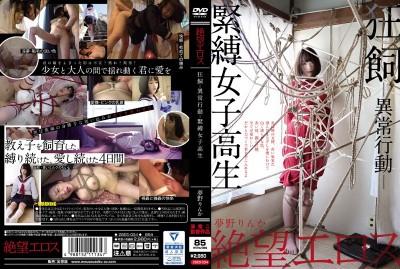 ZBES-034 Eros Company Of Despair Rinka Yumeno Insane And Abnormal Domestication Bondage Honor Roll