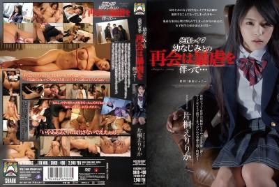 SHKD-490 The Simple Rape of a Childhood Friend: Eririka Katakiri