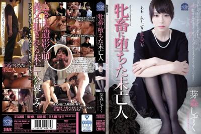 SHKD-682 Widow Reduced To A Horny Bitch Shizuki Memori