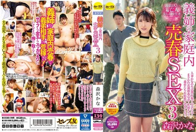 CESD-768 Sister-in-law's Home Whore Sex 3 Kana Morisawa