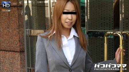 Paco-042211_353 奥さんの素敵なスーツ姿 〜昼休み不倫デート〜