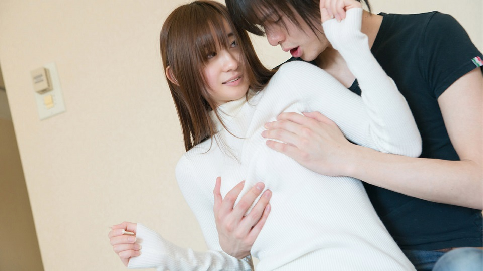 S-CUTE-387_MOA_01 控えめ娘の控えめじゃない胸が揺れまくるエッチ/Moa