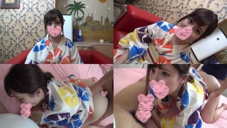 FC2PPV-1471624 浴衣で3P❤️美マン❤️美尻❤️港区系女の子❤️あやちゃんにひと夏の思い出でたっぷり中出ししちゃいました~♩