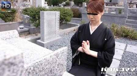 Paco-072310_146 根本江里子バチ当たり喪服妻34歳
