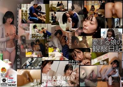 [中文字幕] SDDE-619 被父親在家庭內猥褻的女兒 中城葵