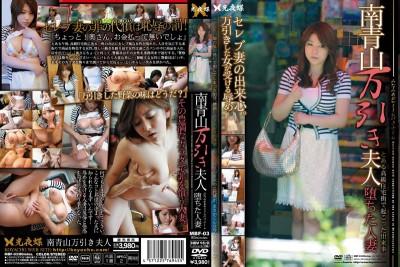 MBF-003 The Shoplifting Ladies Of Minami-Aoyama - Fallen Married Woman