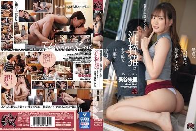 [中文字幕] DASD-792 最愛的老公在身旁被隔壁偷吃鄰居睡走。 美谷朱里