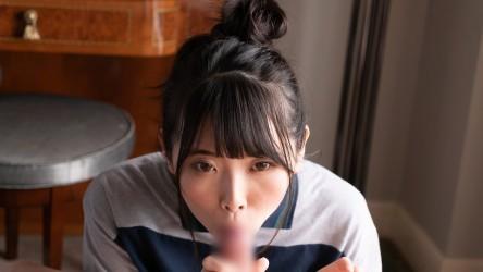 S-Cute-811_neiro_04 ポロシャツ姿でフェラチオ/Neiro