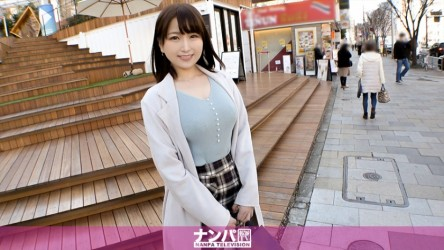 200GANA-2449 Seriously Nampa first shot 1605 An office lady walking on Omotesando I thought she was a married woman who looked
