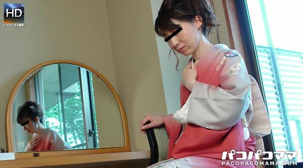 Paco-082011_441 松田晴美 昭和の香り漂う美人妻