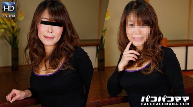 Paco-083011_447 真鍋千枝美 スッピン熟女 〜素顔の社長婦人〜